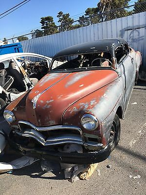 1951 Plymouth Super Delux  1951 Plymouth Super Delux - Classic - Project - Rat Rod