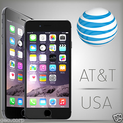 Factory Unlock code service AT&T for iPhone X 8 7 6 6s SE 5 4s 4 fast 1-24hr