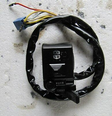 Gsx 1100 Eg Left Hand Switch Gear With Choke