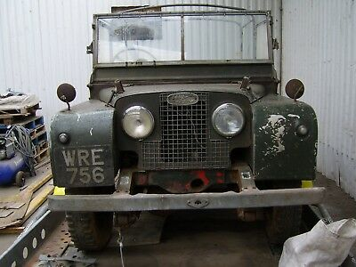 1951 landrover series one