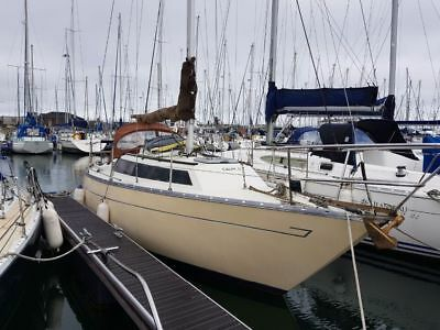 28ft Mirage Mk2 yacht ...  RELISTED DUE TO TIME WASTER!