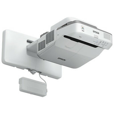 NEW Epson BrightLink 695Wi WXGA Ultra-Short Throw Interactive Projector Lamp-0hr