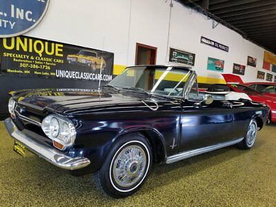 1963 Chevrolet Corvair  1963 Chevrolet Corvair Monza Spyder Convertible, OFFERS CONSIDERED!
