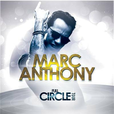 Meet Marc Anthony Backstage! 2 FRONT ROW 2017 Tour Tickets + Meet & Greet