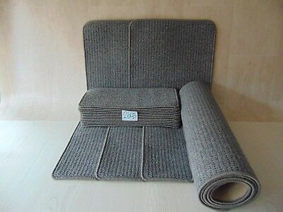 Stair Carpet Pads treads 50cm x 20 cm 15 off Runner and  Mats 2645