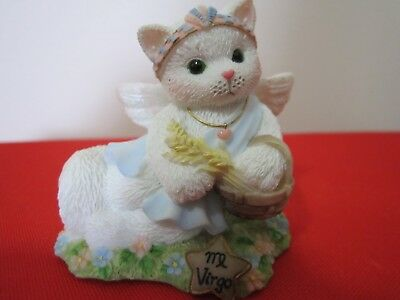 Vintage Calico Kittens VIRGO–YOU ARE CAUTIOUS,MODEST AND METICOUS 1999 P Hillman