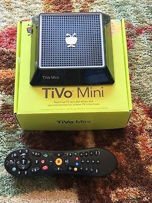 TiVo Mini Receiver - TCDA92000 with Lifetime TiVO service