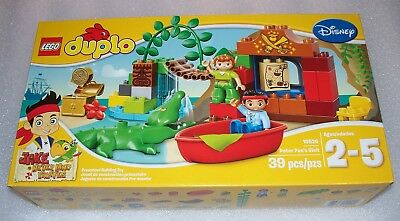 Lego / Duplo 10526 - Jake and the Never Land Pirates - Peter Pan's Visit