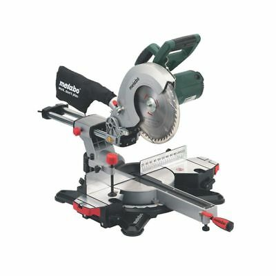Scie à onglet 1800 W - KGS 254 M - 0102540400 Metabo -