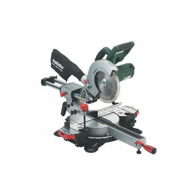 Scie à onglet 1500 W - KGS 216 M - 0102160400 Metabo -