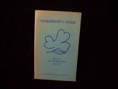 'TOMORROW'S GUIDE' Report of the Working Party 1964-1966 GIRL GUIDES ASSOCIATION
