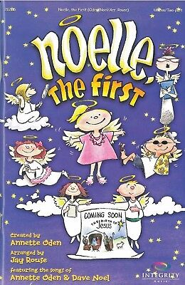 Noelle, The First (Choral Book, New)