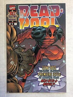 Deadpool 1 1997 NM