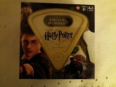 Harry Potter Trivial Pursuit - Brand New, Unopened
