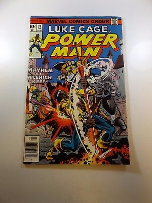 Luke Cage, Power Man #39 FN/VF condition Huge auction going on now!