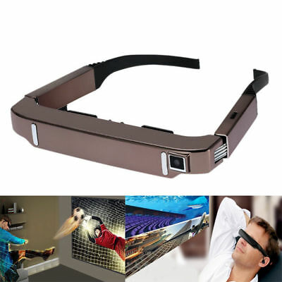 Vision 800 3D Video Glasses - Android 4.4, Side By Side Video, 5MP Camera, 1080p