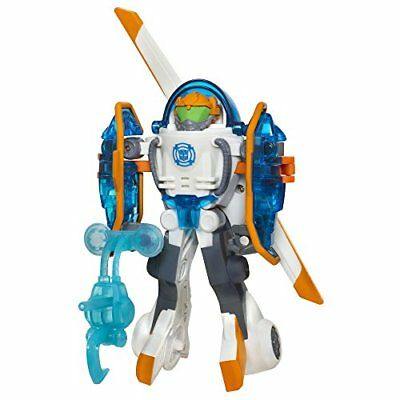 Playskool Heroes A2770 Transformers Rescue Bots Blades The Copter-Bot Action Fig