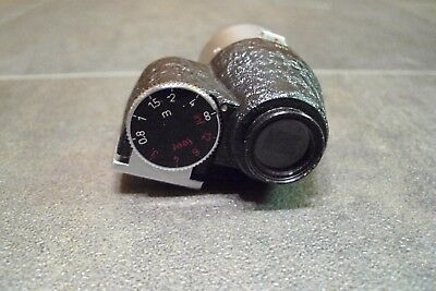Kodak 35mm 80mm Accessory Viewfinder with Parallax Correction incl Original Case