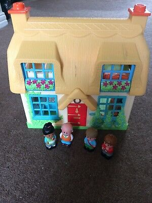 Early Learning Centre Happyland Family Cottage
