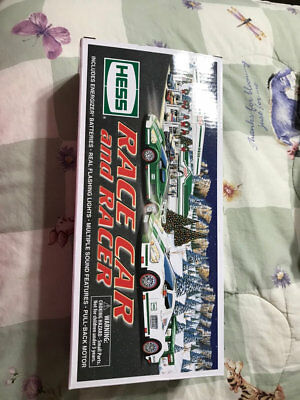 2009 Hess Car and Racer