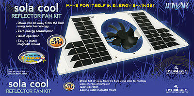 Solar Cooling Kit for Xtrasun XT6AC Reflector SOLA6 SAVE $$ W/ BAY HYDRO $$