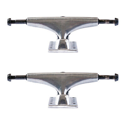 "Birdhouse Skateboard Trucks Level 1 Polished 8.0"" Axle - Set Of 2"
