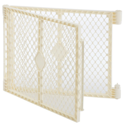 North States Superyard Ultimate 2 Panel Extension, Ivory, 1-Pack