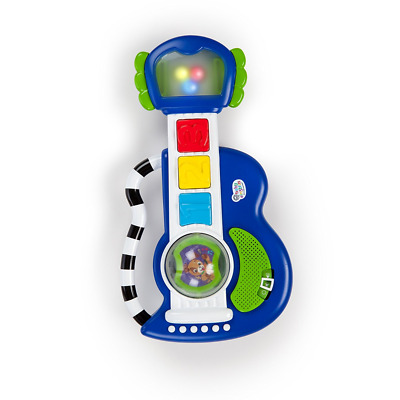 Baby Einstein Rock, Light and Roll Guitar Toy