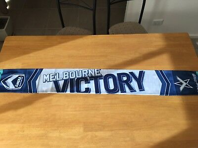 Melbourne Victory 2016/2017 Members Scarf Brand New