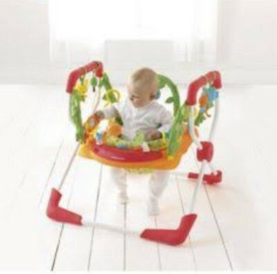Baby Bouncer - Woodland Bounce Around
