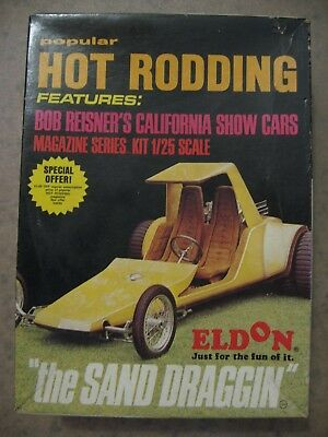 "Original Eldon Kit ""the Sand Draggin"" Popular Hot Rodding Series"