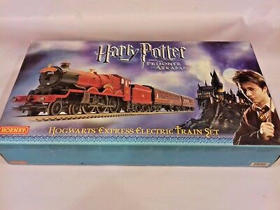 Hogwarts Express Train Set OO Harry Potter The Prisoner Of Azkaban Hornby Unused