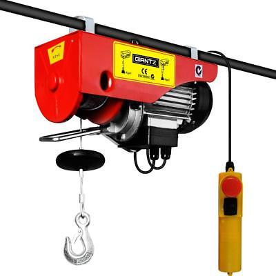 New Does not apply 125/250kg 510 W Electric Hoist Winch