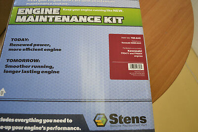 Stens Engine Maintenance Kit Kawasaki 99969-6343 Suits FR541 or FR600 Engine