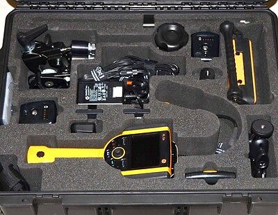 GE XL GO Borescope Inspection Camera NDT Aviation 2meters, 6mm Deluxe Kit