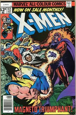Uncanny X-Men #112 - VF/NM