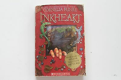 Cornelia Funke Lot Set of 5 books Inkheart series books Inkspell Inkdeath & MORE