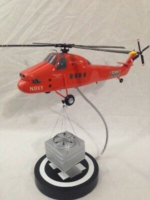 Sikorsky S58T heavy lift scale model  helicopter