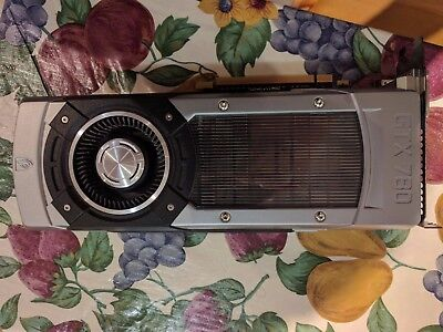 ASUS Nvidia Geforce GTX 780 3GD5 Founder Edition