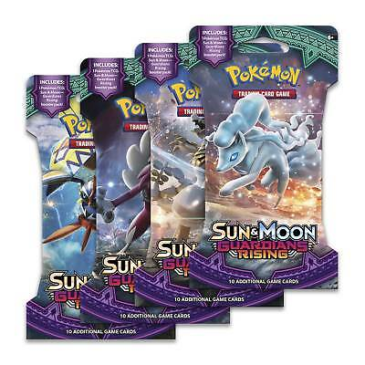 Pokemon Sun & Moon Guardians Rising Booster Pack Official