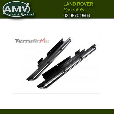 Land Rover Discovery D2 - TERRAFIRMA ROCK SLIDERS TF809 ( WITH TREE SLIDE)