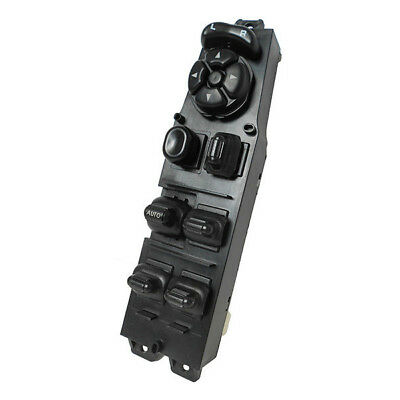Electric Power Window Master Control Switch for 2002-2010 Dodge Ram Black E D7G9