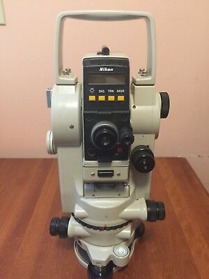 Nikon NTD-4 Theodolite Distance Meter and FK-1 remote control