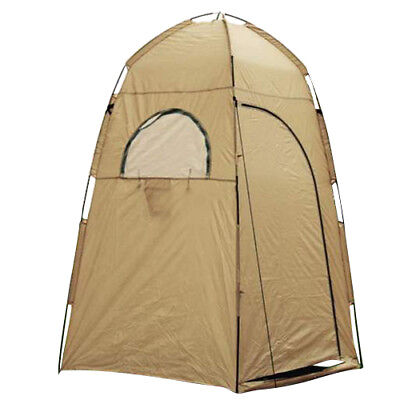 Portable Camping Outdoor Bath Changing Room Tent Beach Toilet H7Q3 E3M8
