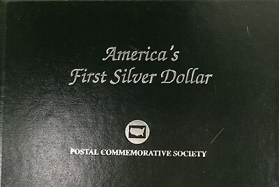 America's First Silver Dollar 90% Silver
