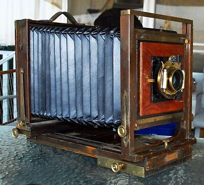 Agfa Ansco 8X10/5X7 Studio View Camera 1940