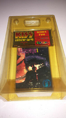 Kiss: cards cornerstone series 2 NEW SEALED 1997