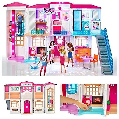 Barbie Hello Dreamhouse DPX21 Voice Activated - NEW - FREE SHIPPING!