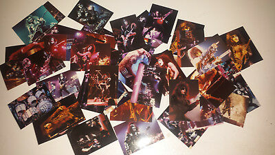 Kiss: cards 63 Alive cards excellent condition  2001