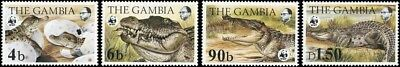 1984, Gambia, 517-20, ** (100001350)